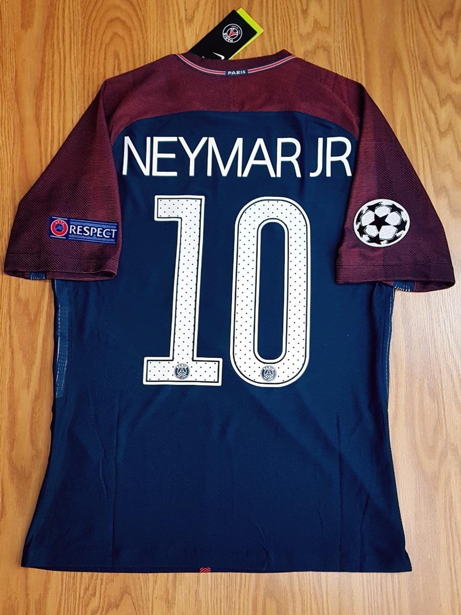 525a4e52afbb2 playera paris psg nike 2017-2018 neymar 10 champions league. Cargando zoom.