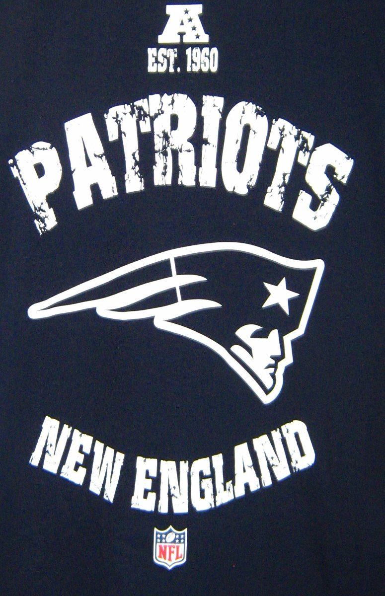 Playera Patriotas Nfl New England Patriots Pats $ 249 00 en Mercado Libre