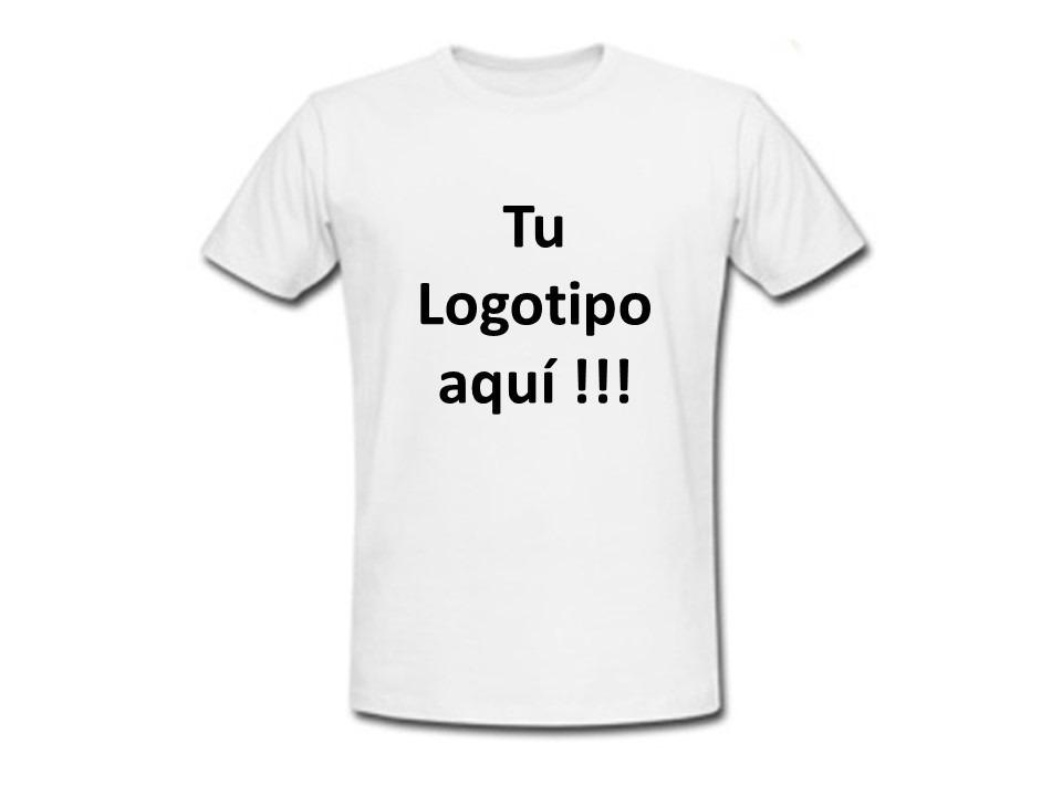 6fa393625f598 Playera Personalizada Con Tu Logo -   140.00 en Mercado Libre