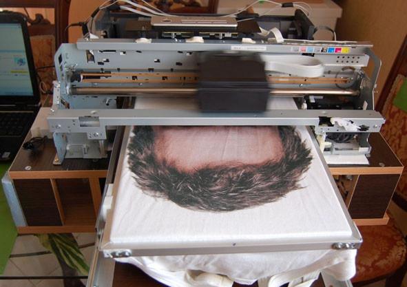 Playera Personalizada Su Proyecto De Impresora Dtg