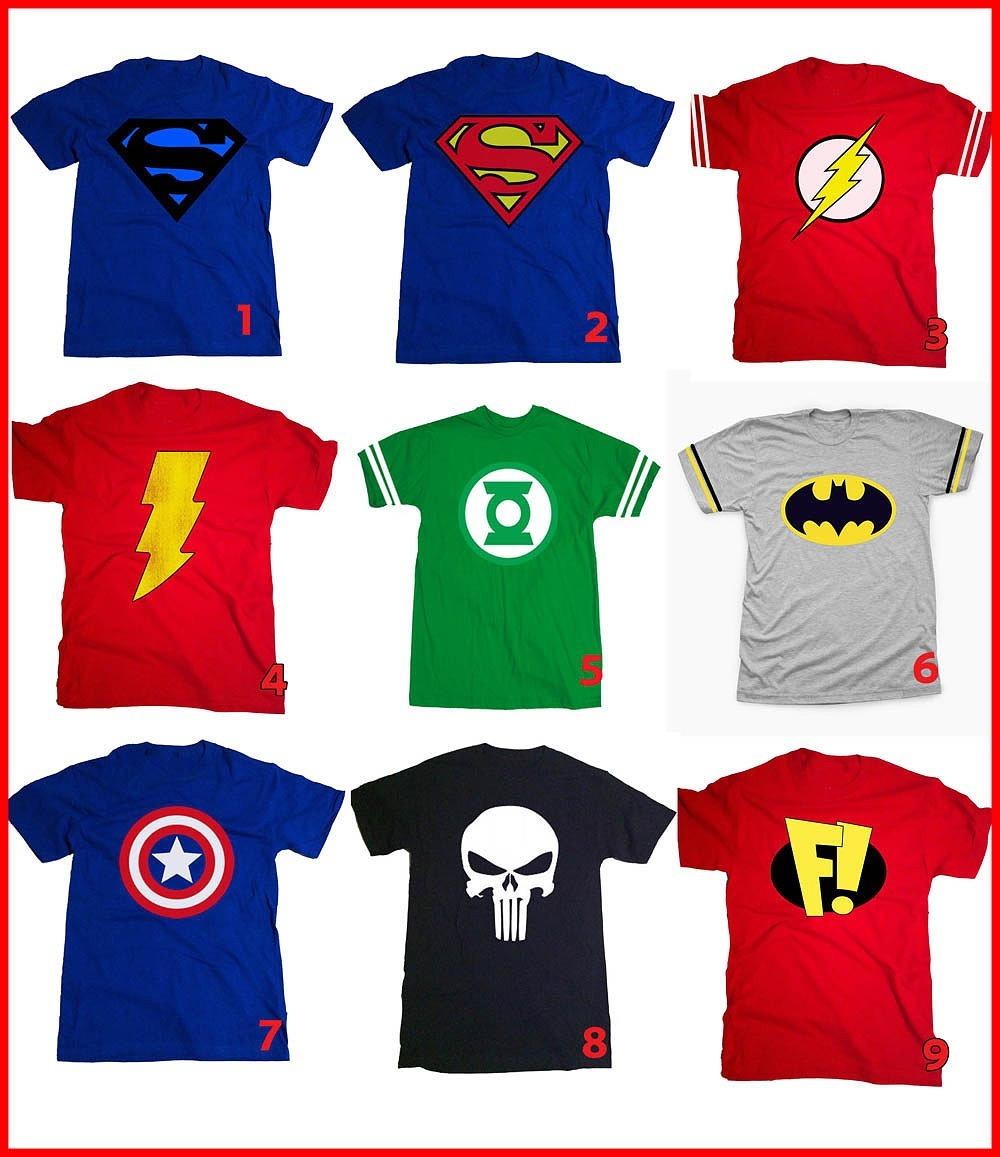Playera personalizada superheroes en mercado libre jpg 1000x1157 Playeras  personalizadas de super heroes 5676cd2ac5277