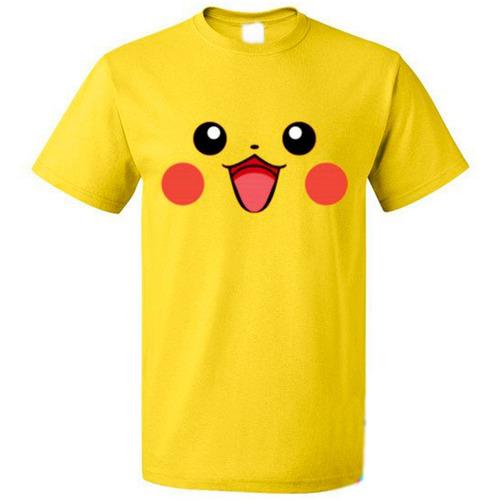 playera pokemon personalizadas niño