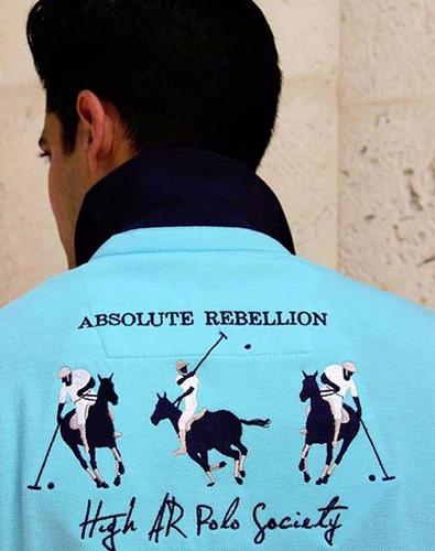 playera polo absolute rebellion