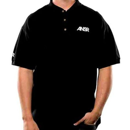playera polo answer repshirt 2014 manga corta negro lg