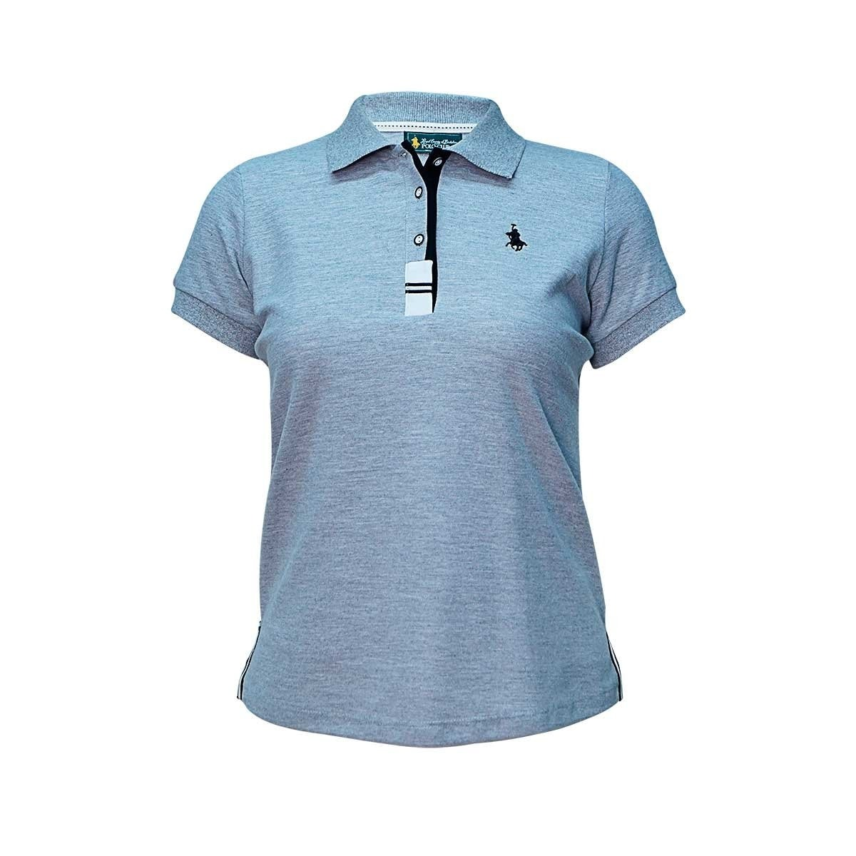 b9d06431fd072 Playera Polo Lisa Polo Club -   824.00 en Mercado Libre