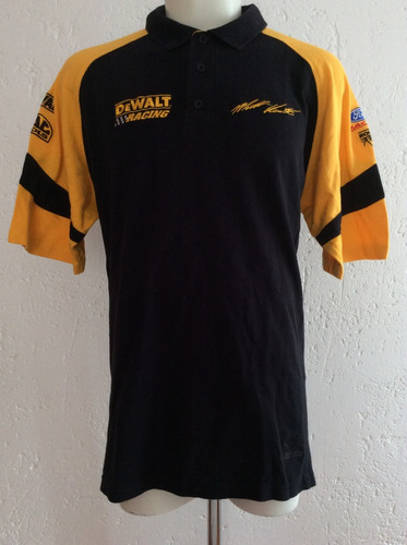 playera polo nascar matt kenseth 17 roush racing marca chase