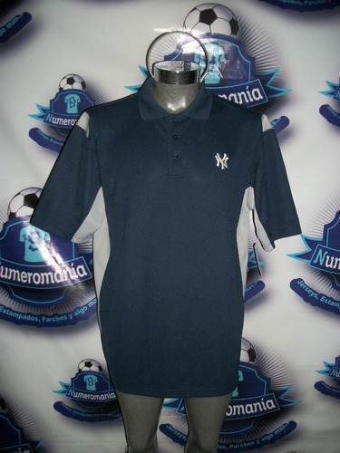 playera polo original genuine beisbol mlb yankees york