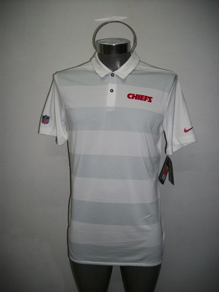 promo code 7a888 2c3c2 Playera Polo Original Nike Nfl Kansas City Chiefs Jefes