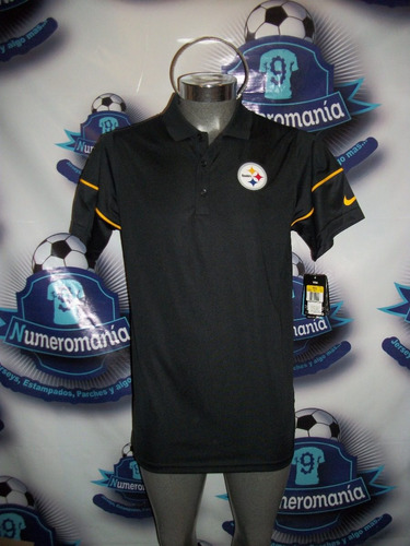 playera polo originall nike nfl de acereros steelers 2017