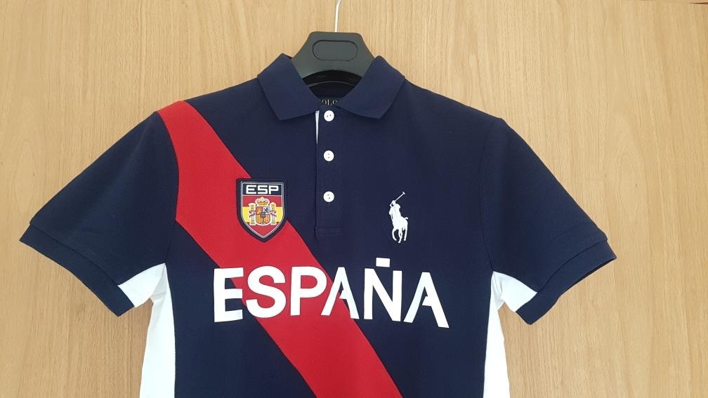 Ralph Lauren Custom Chica Slim Fit Polo Talla Playera España YH9I2WED