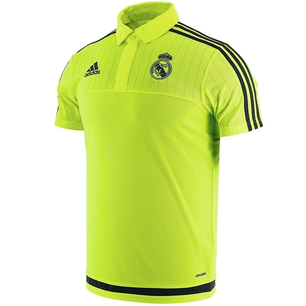 Playera Polo Real Madrid Climate Hombre adidas S88941 -   399.00 en Mercado  Libre 654e025c4ca51