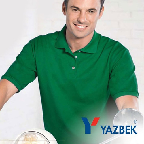 playera polo yazbek