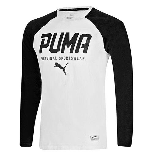 playera puma hombre