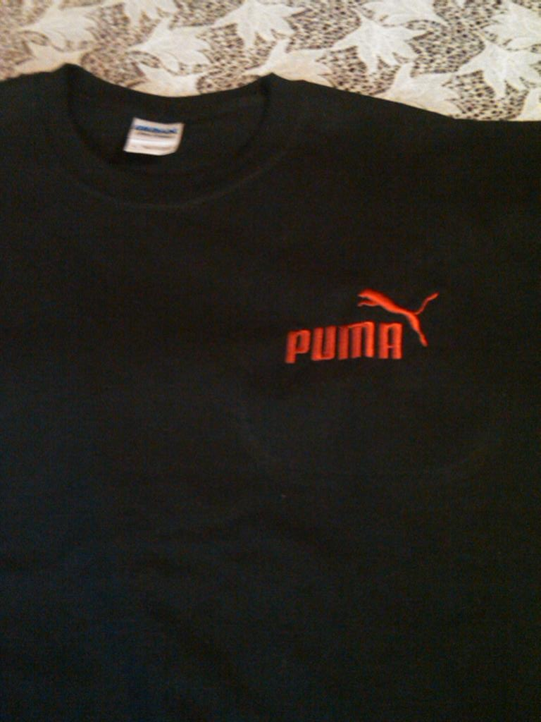 Playera Puma Cuello Redondo Nike adidas -   79.00 en Mercado Libre 6e4a48c7533c5