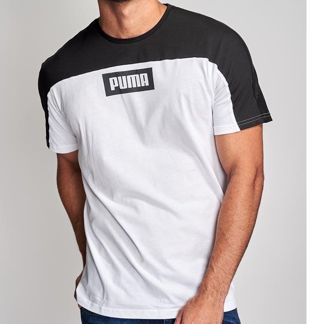 puma hombre playeras