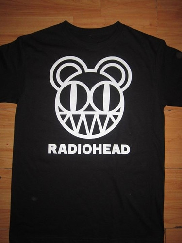playera radio head