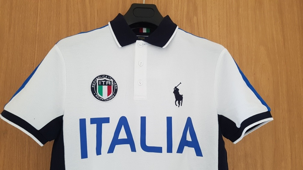 Playera Polo Ralph Lauren Italia Custom Slim Fit Xxl !! -   1 db4c15e1144e2