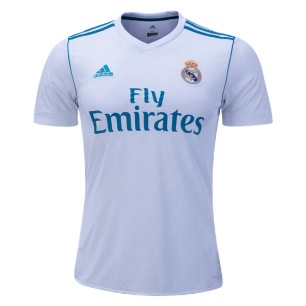675a8bd28c474 Playera Real Madrid 2017 18 Local Caballero -   499.00 en Mercado Libre