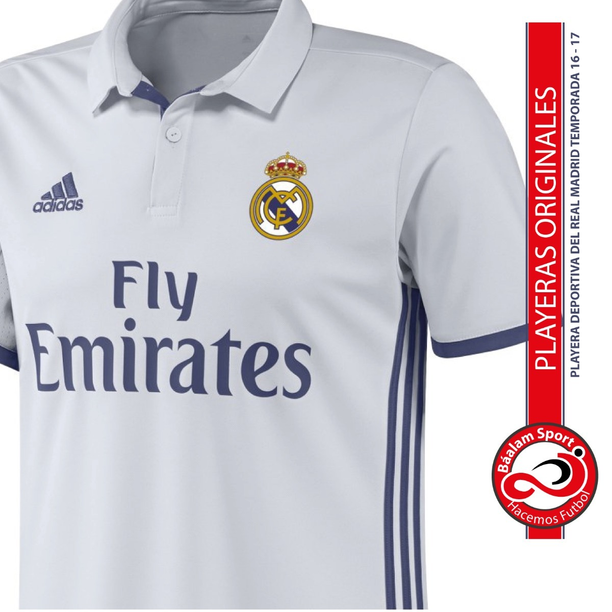 Playera Real Madrid -   300.00 en Mercado Libre cdb3217d1c2d5