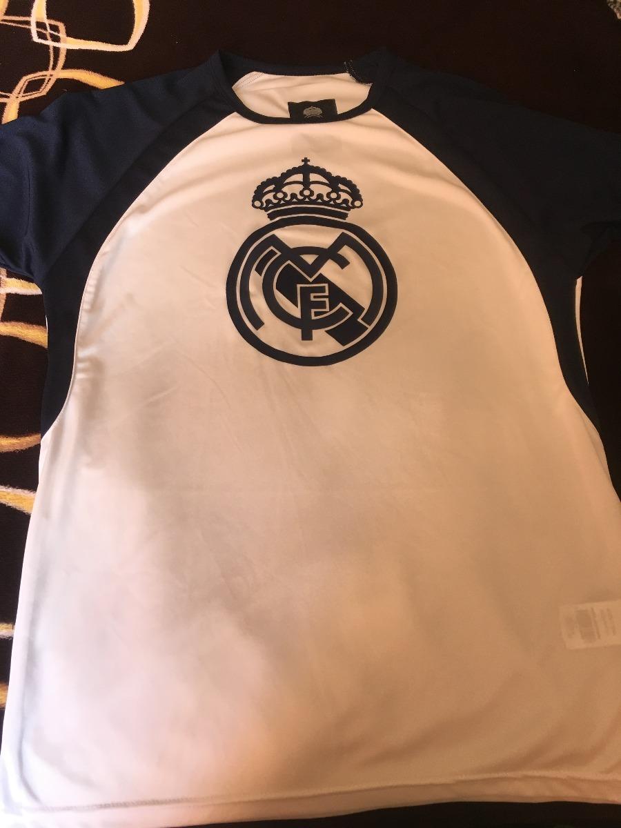 11acfe2fcfc45 Playera Real Madrid- Aurimoda- Modelo 66558 -   220.00 en Mercado Libre