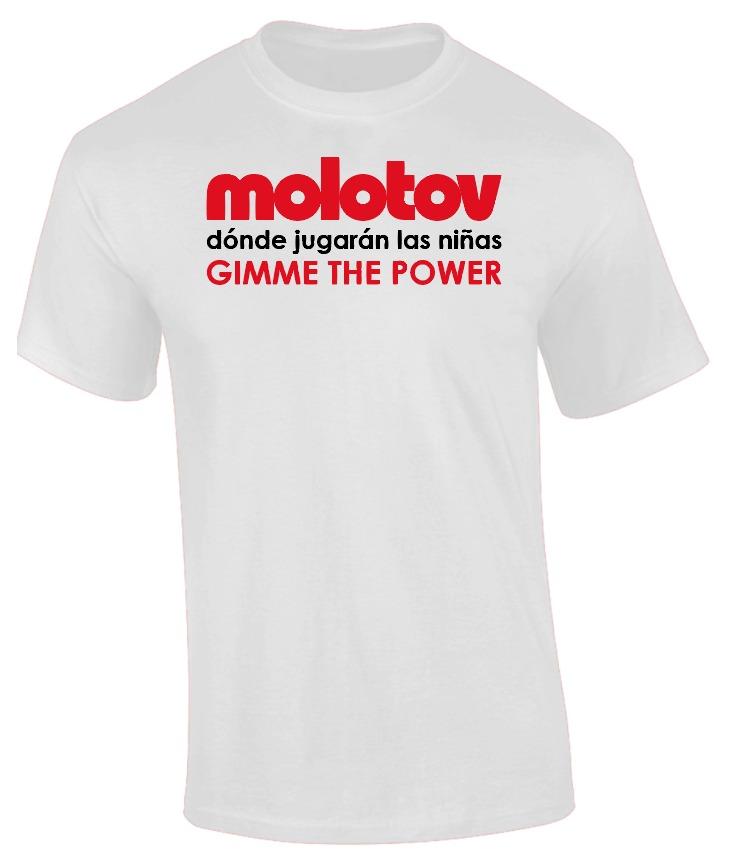 Playera Rock Banda Molotov -   175.00 en Mercado Libre 19fe494f615b0