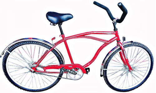 playera rod bicicleta