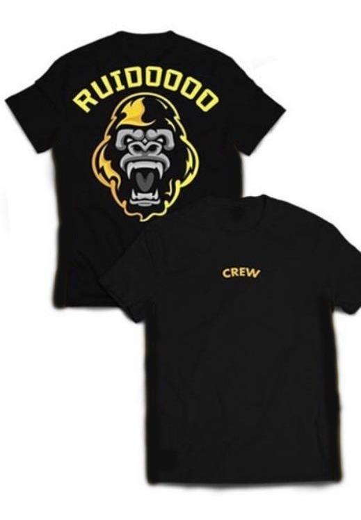 Jugarera Ruido Misionegro Host Crew rojo Bull Fms