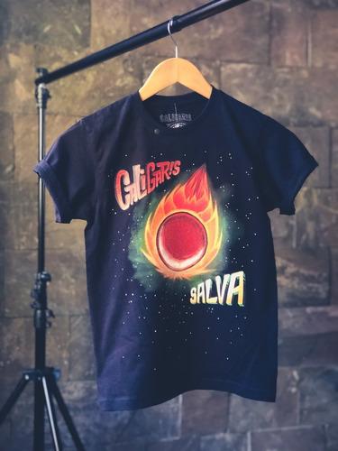 playera salva - hombre