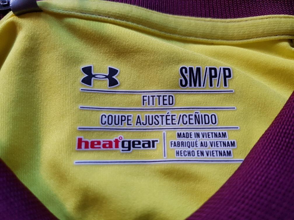3d3b3e7870b Playera Sao Paulo Under Armour Tipo Polo -   549.00 en Mercado Libre