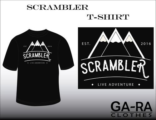 playera scrambler
