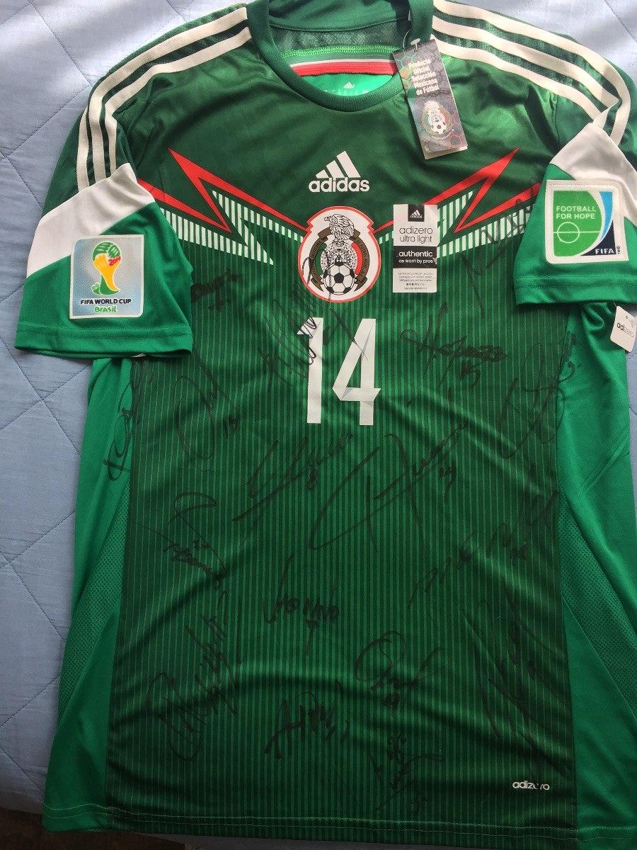 Playera Selección Autografiada firmada (brasil 2014) Certif ... 9ae22ef4cf0e6