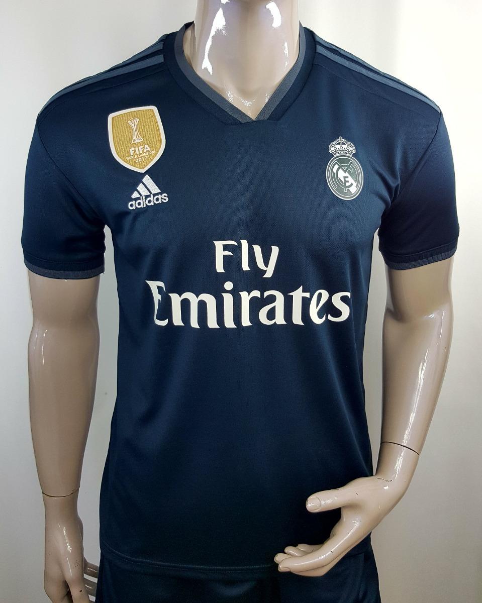 Playera + Short Real Madrid Visitante Nuevo -   399.00 en Mercado Libre 5bae74744f535