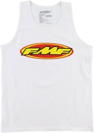 playera s/mangas fmf racing the don hombre white md