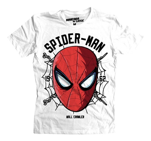 playera spider man marvel