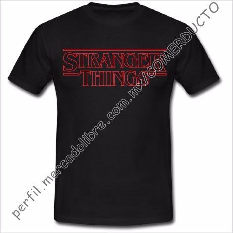 playera stranger things playeras stranger things yele