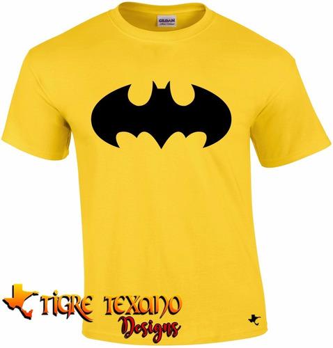 playera super héroes batman mod. 11  by tigre texano designs