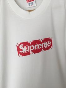 dccf3375cf6c Playera Supreme X Louis Vuitton - Ropa, Bolsas y Calzado en Mercado ...