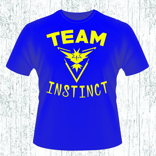 playera team instinto