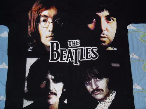 playera the beatles, john lennon, paul mccartney, george h.