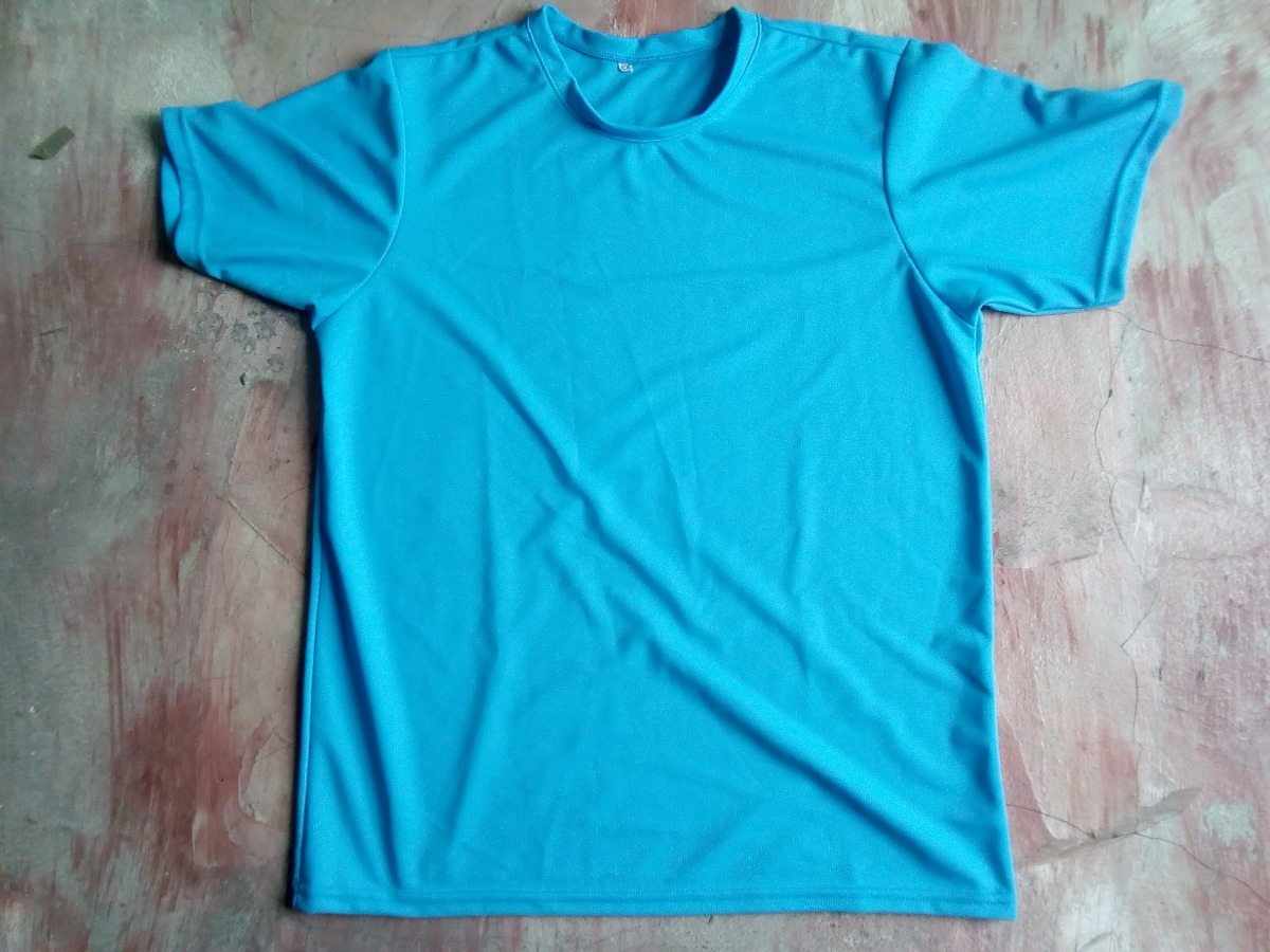 4c01a739eeef4 Playera Tipo Dry-fit Sublimar Vinil Serigrafia -   70.00 en Mercado ...