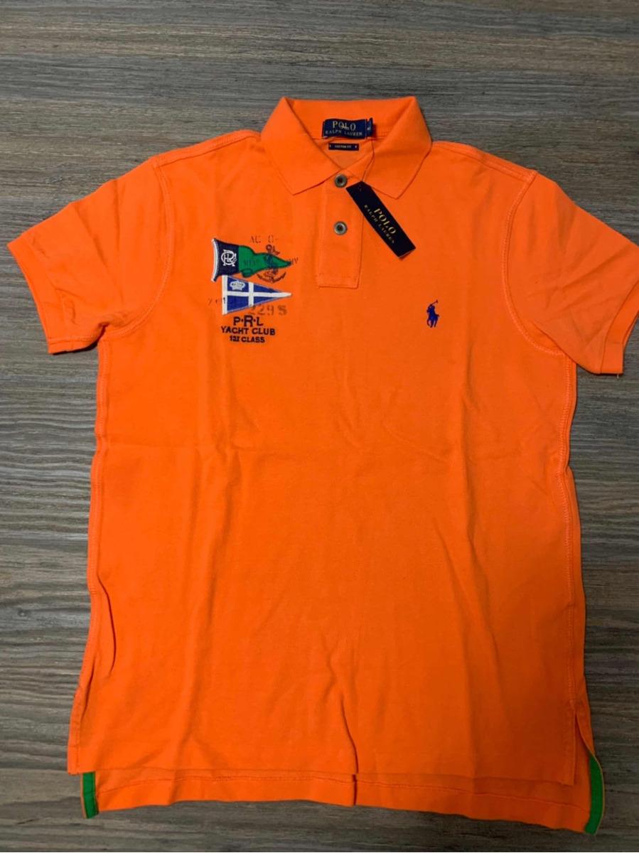 a17c4a004841a Playera Tipo Polo Ralph Lauren Hombre Original -   999.00 en Mercado ...