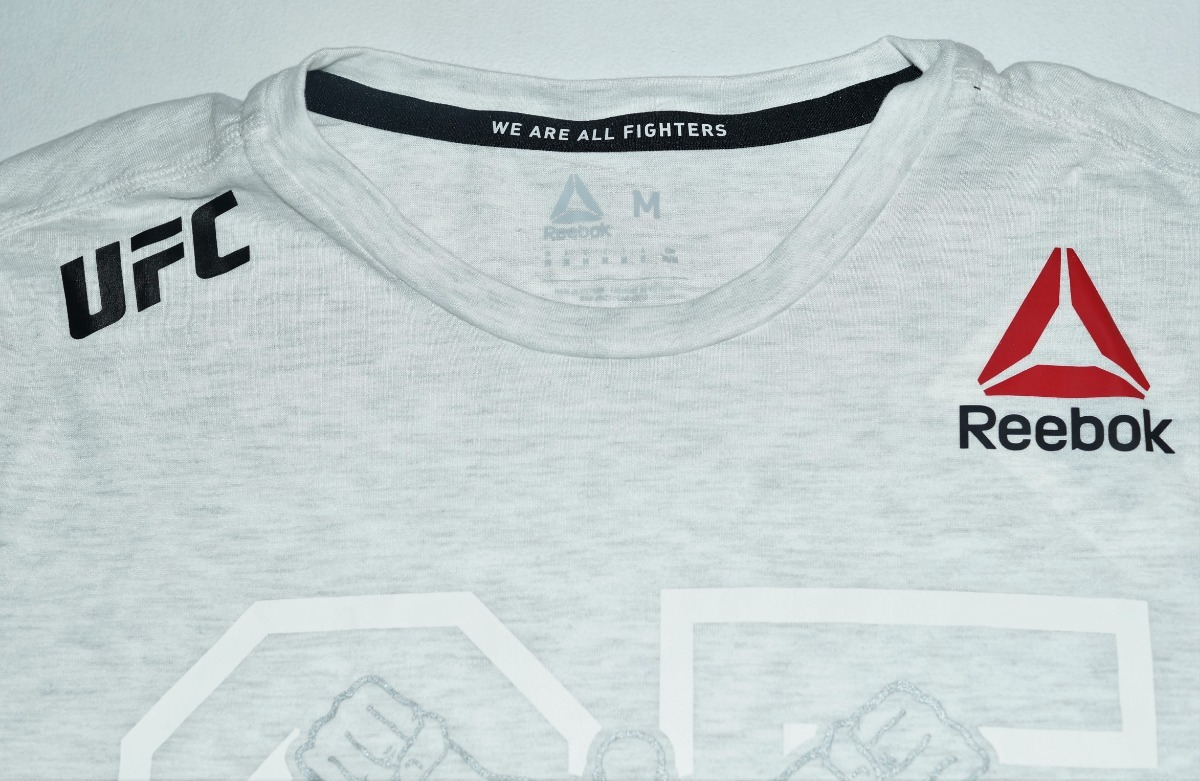 Playera Ufc Reebok Original