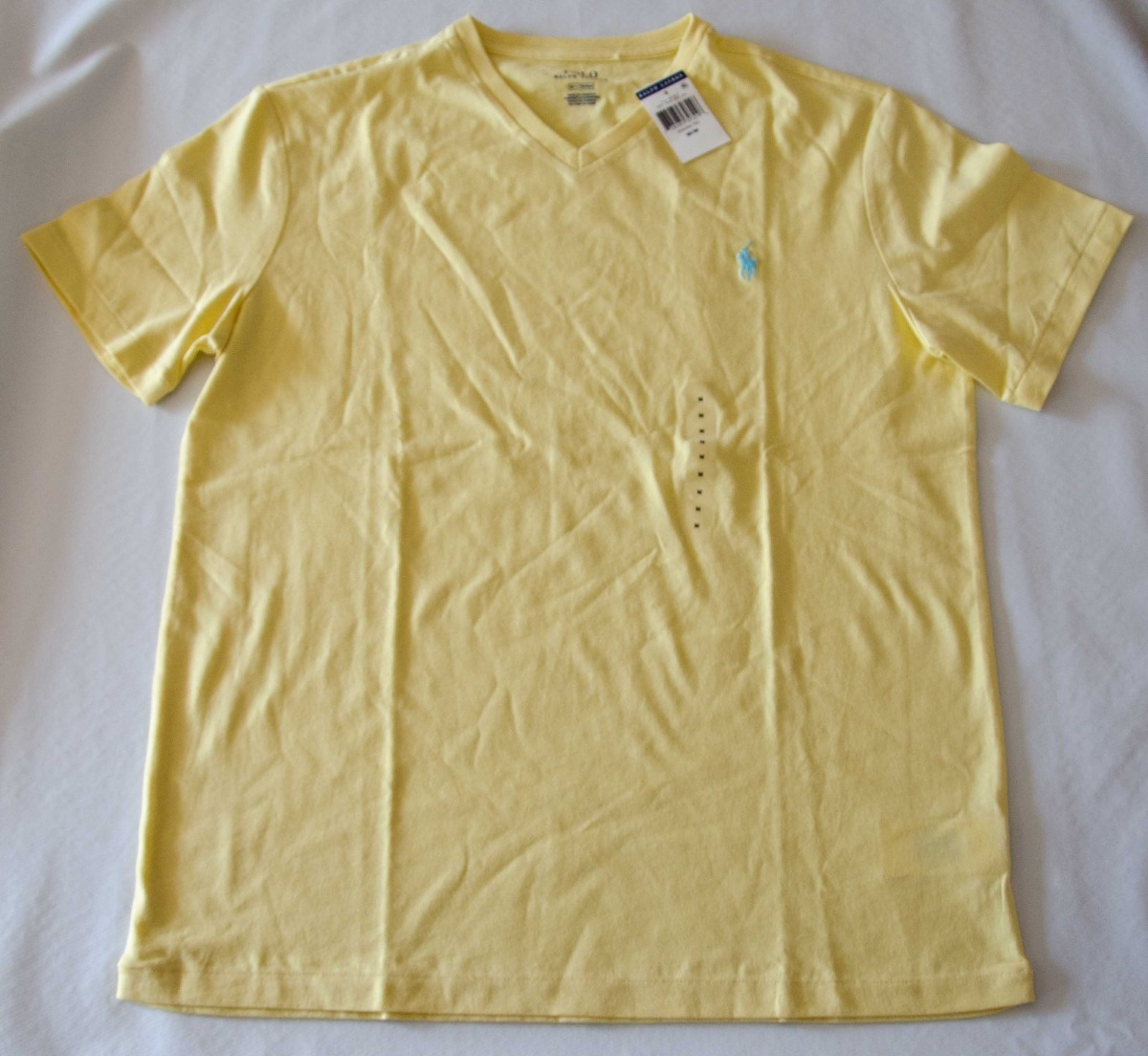 Playera V- Neck M Polo Ralph Lauren Cleotildes Closet -   399.00 en ... b74535db43e4e