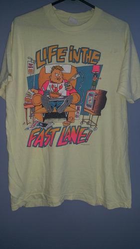 playera vintage 80s