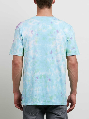playera volcom, mod. chill out s/s tee, color, mlt.