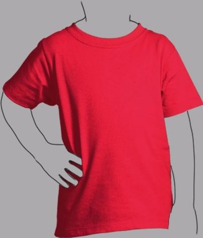 Playera Yazbek - Color Rojo (tallas Bebés) (unisex) -   31.00 en ... d61201995d576
