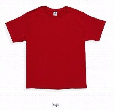 Playera Yazbek Para Niño. ¡17 Colores! 100% Algodón -   42.00 en ... f39396046c653