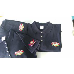 00e2630a5dde9 Playera Tipo Polo Bordada Con Tu Logo!!! - Playeras y Polos en ...