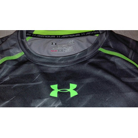 20fe22be0ff87 Under Armour Playera Tech Para Hombre Verde Fosforesente. Nuevo León · Playera  Under Armour Talla L Compression