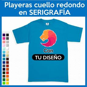 8cb05fae1a8b7 Playeras Impresas Serigrafia Monterrey en Puebla en Mercado Libre México